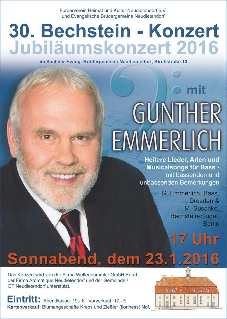 Gunther Emmerlich Gestorben